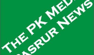 Pasrur News | The Pk Media